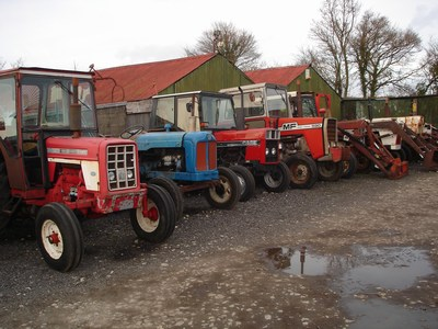 DMH Tractors & Machinery
